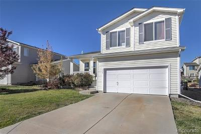 Littleton CO Single Family Home Under Contract: $374,900