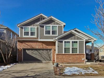 Broomfield Single Family Home Under Contract: 13265 Shadow Canyon Trail