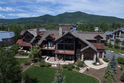 Steamboat Springs Condo/Townhouse Active: 1845 Steamboat Boulevard