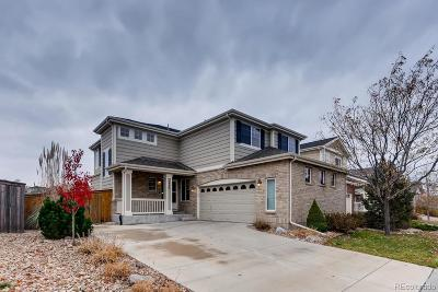 Aurora Single Family Home Under Contract: 24622 East Whitaker Drive
