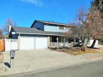 Arvada Single Family Home Under Contract: 8377 Quay Drive