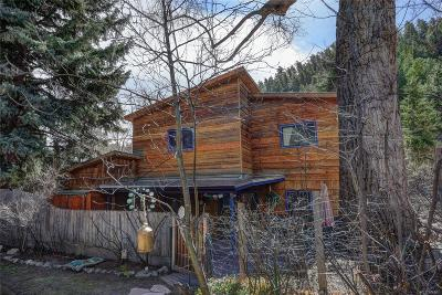 Boulder Single Family Home Active: 33 Silver Spruce