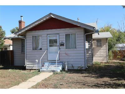 Brighton Single Family Home Sold: 250 South 4th Avenue