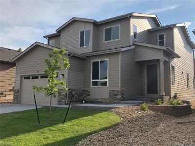 Greeley Single Family Home Active: 1127 102nd Avenue