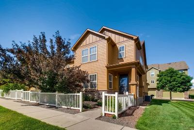 Castle Rock Condo/Townhouse Under Contract: 3765 Tranquility Trail