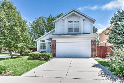 Broomfield Single Family Home Active: 12566 Forest View Street