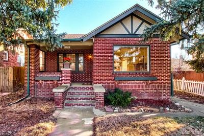 Denver Rental Active: 808 South Clarkson Street