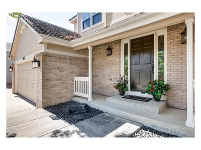 Lone Tree Single Family Home Under Contract: 9683 Las Colinas Drive