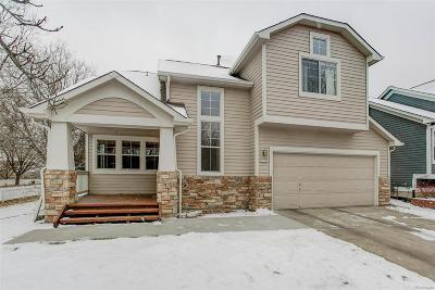 Lafayette Single Family Home Under Contract: 2522 Ravenwood Lane
