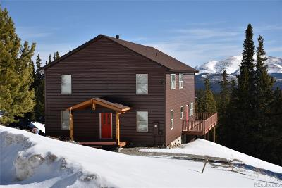 Fairplay Single Family Home Under Contract: 378 Silverheels Circle
