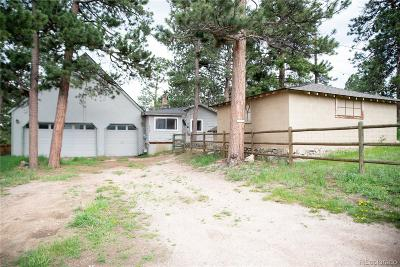 Evergreen Single Family Home Under Contract: 30483 Hilltop Drive