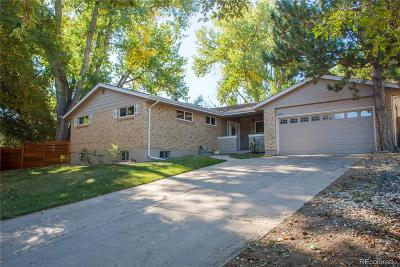 Littleton Single Family Home Active: 1012 West Geddes Avenue