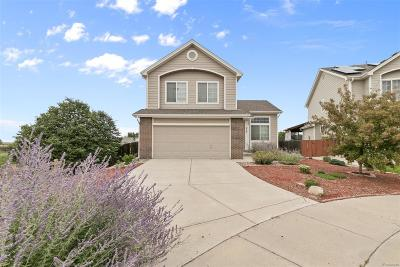 Denver Single Family Home Under Contract: 5572 Jasper Street