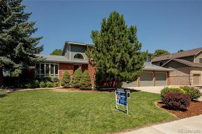 Longmont Single Family Home Active: 1219 Twin Peaks Circle