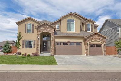Peyton Single Family Home Active: 10249 Mt Lincoln Drive