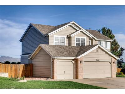 Littleton Single Family Home Under Contract: 7451 South Houstoun Waring Circle