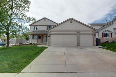 Littleton Single Family Home Active: 11256 West Crestline Drive