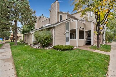 Wheat Ridge Condo/Townhouse Under Contract: 4901 Garrison Street #103A