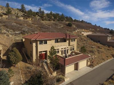Single Family Home Active: 6678 Old Ranch Trail