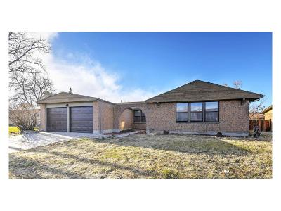 Denver Single Family Home Active: 5265 Scranton Court