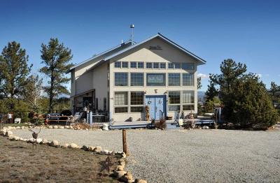Nathrop Single Family Home Under Contract: 13995 County Road 261h