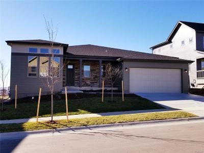 Firestone Single Family Home Under Contract: 4580 Colorado River Drive