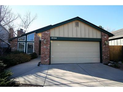Centennial Single Family Home Active: 8134 East Mineral Drive