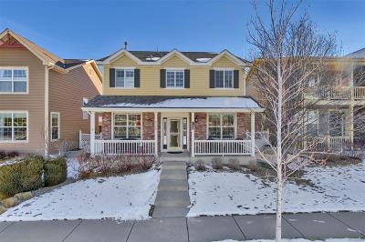 Arvada Single Family Home Active: 8322 Coors Court
