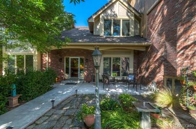 Centennial Condo/Townhouse Active: 6037 South Bellaire Way