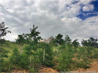 Park County Residential Lots & Land Active: 785 Antler Ridge Road
