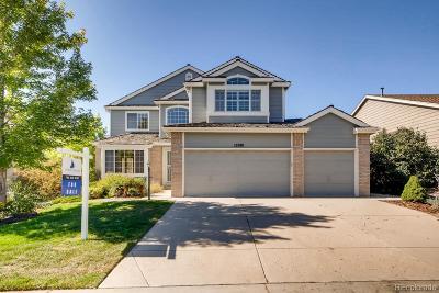 Centennial Single Family Home Active: 15580 East Dorado Place