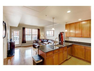 Condo/Townhouse Under Contract: 1975 North Grant Street #612