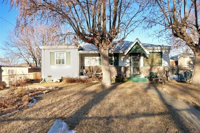 Thornton Single Family Home Active: 8891 Utah Court