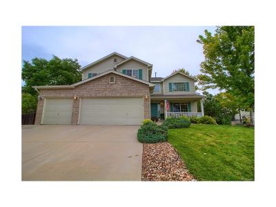 Littleton Single Family Home Active: 5416 South Oak Way