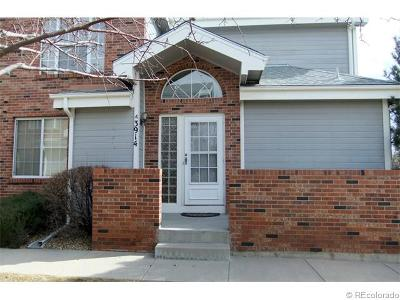 Condo/Townhouse Sold: 3914 South Dillon Way #A