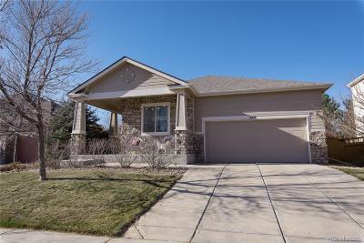 Adams County Single Family Home Active: 349 Apache Plume Street