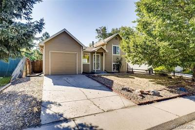 Aurora Single Family Home Active: 4483 South Pagosa Way