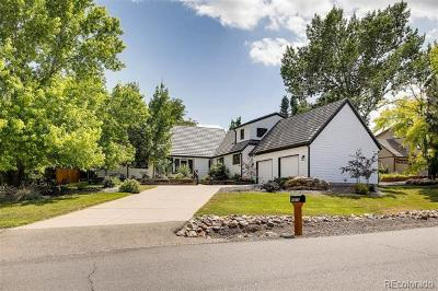 Arvada Single Family Home Active: 16518 West 73rd Drive