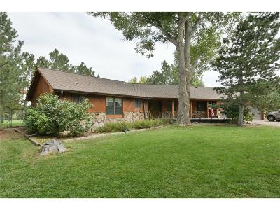 Arvada Single Family Home Under Contract: 15089 West 77th Drive
