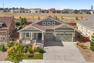 Arvada Single Family Home Active: 17793 West 84th Drive