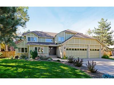 Littleton CO Single Family Home Active: $749,000