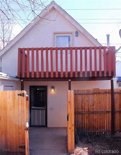 Baker, Baker/Santa Fe, Broadway Terrace, Byers, Santa Fe Arts District Single Family Home Active: 128 North Galapago Street