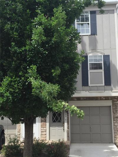 Centennial Condo/Townhouse Under Contract: 8135 South Fillmore Circle