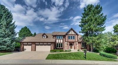 Lone Tree Single Family Home Under Contract: 9383 Pinyon Trail