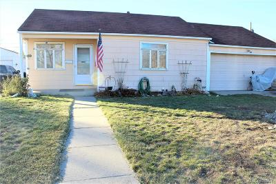 Denver Single Family Home Active: 1545 South Wolcott Court