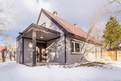 Steamboat Springs Single Family Home Active: 435 Emerald Court