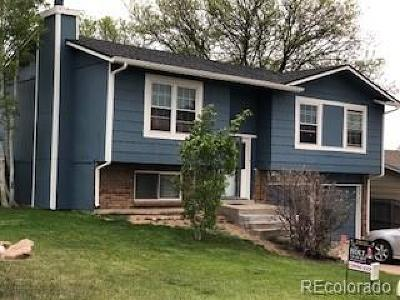 Single Family Home Under Contract: 9792 High Street