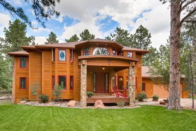 Monument Single Family Home Under Contract: 17560 Shiloh Pines Drive