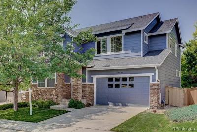 Highlands Ranch Single Family Home Active: 10607 Wildhurst Circle