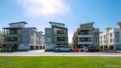 Lakewood Condo/Townhouse Under Contract: 1635 Harlan Street #2